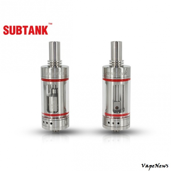 Обзор Kangertech Subtank Pyrex Glass Cartomizer with OCC  от Alex from VapersMD