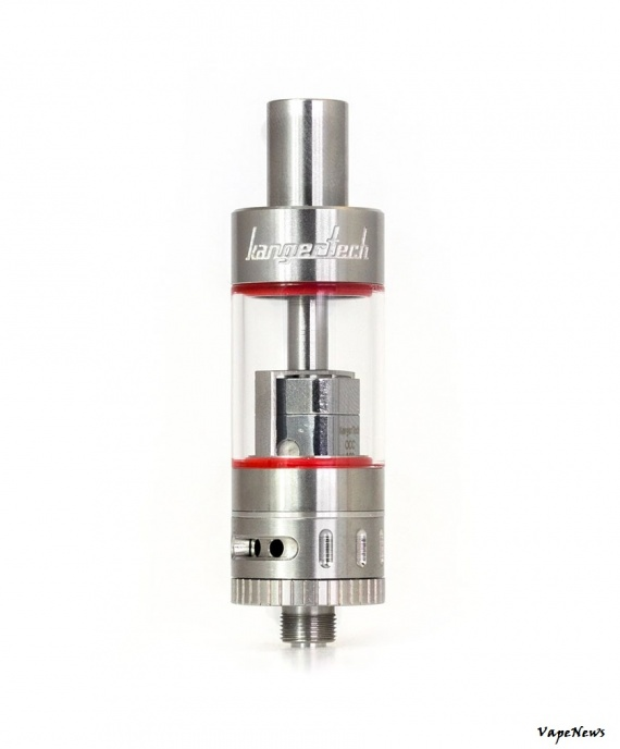 Обзор Kangertech Subtank Mini Pyrex Glass Cartomizer with OCC - 4.5ml.
