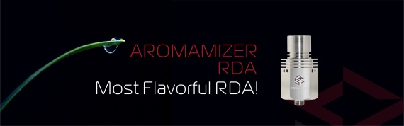 Обзор Aromamizer RDA by Steam Crave от Alex from VapersMD.