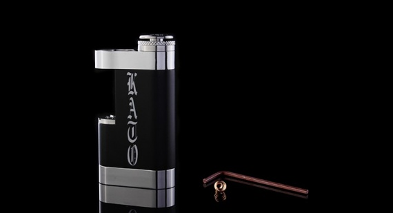 Kato Styled Mechanical Mod - почти бокс-мод.