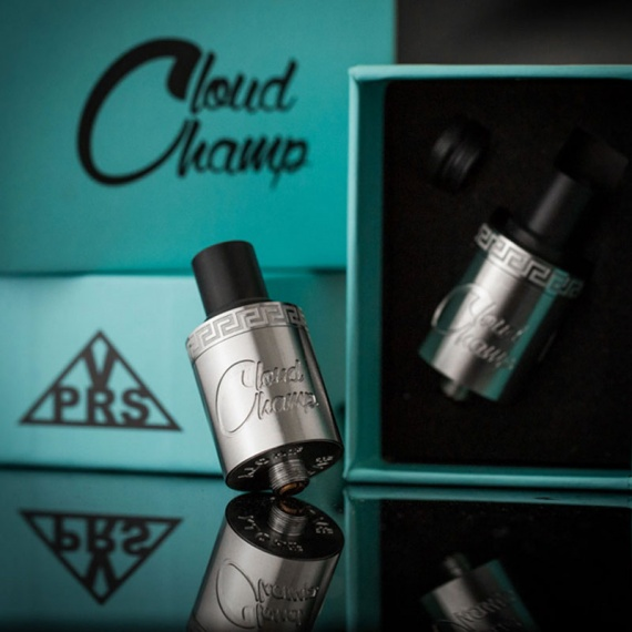 Thunder Cloud Plus by The VPRS - очередная competition RDA.