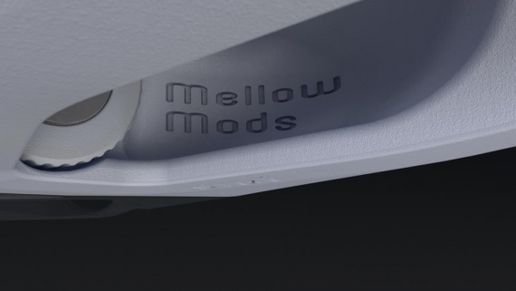The Slug by Mellow Mods - напечатано на 3d принтере.
