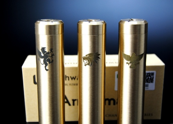 Armorman 2 Mech Mod by Borshway - made in Russia. Обзор от Alex from VapersMD.