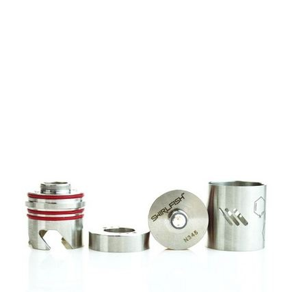 Swirlfish RDA by Project Sub-Ohm - качесвто за 30$.