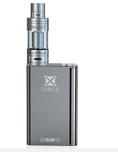 The SMOK X CUBE II - термо - контроль? Легко