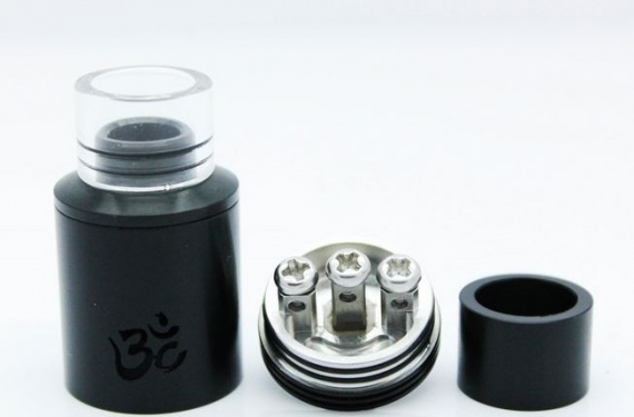 Turbo RDA v2 by Ohm Nation - Карлсона улучшили