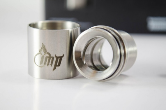 IMP RDA by Youde - нарезной дрип-тип