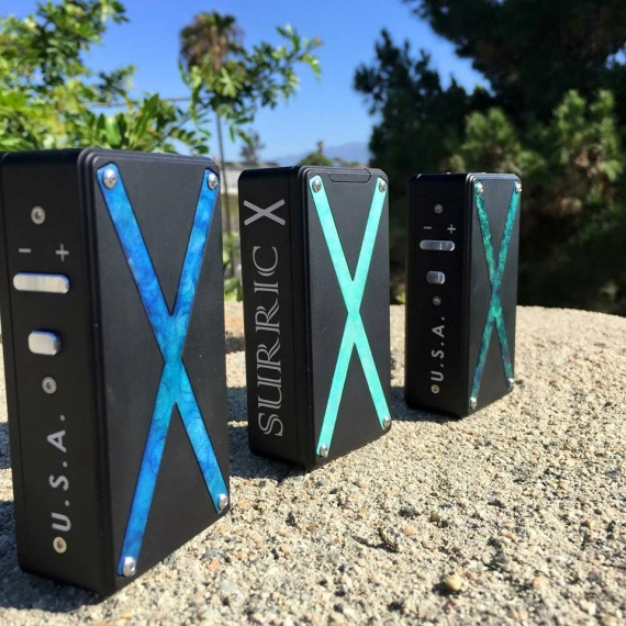 Surric X by Surric Vapes -