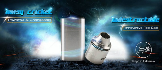 Noisy Cricket by Wismec - SMPL box - mod