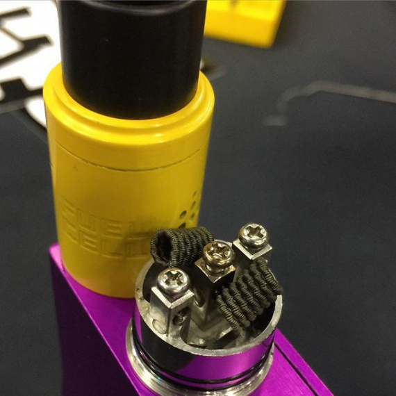 Fuel Cell RDA by Mod Fuel x Vaperz Cloud