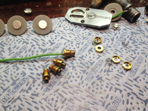 Vargus by Bended Bolts Blacksmith - high - end мод по - русски