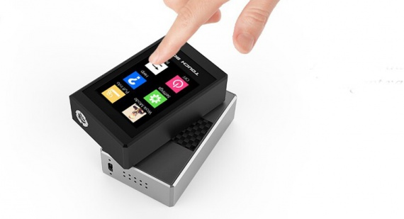 Touch Box by SMY