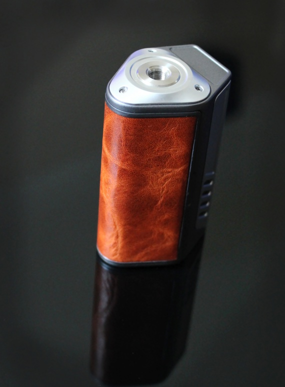 Triade DNA 200 by Lost Vape - тюнингованный Reuleaux