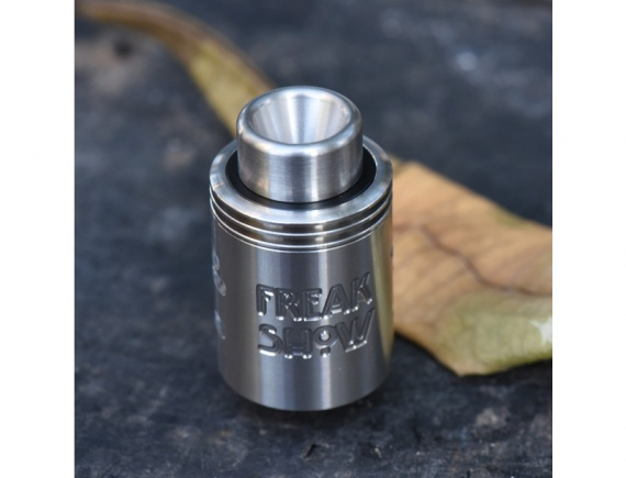 Freakshow RDA V2 by Wotofo - you can fry with it