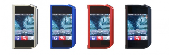 Touch 150W by Teslacigs -