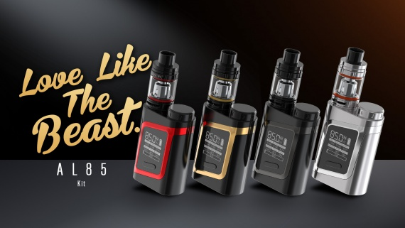 AL85 by SMOKTECH - full advance into the middle class!