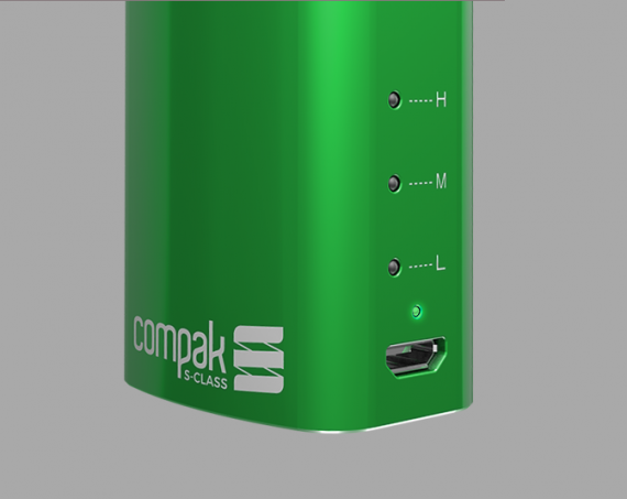 Compak S by Sigelei