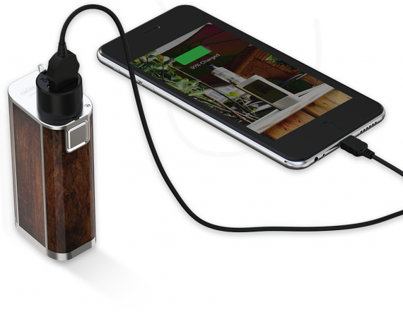 Cuboid TAP by Joyetech - innovations already freely available