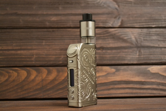Nano 120W by Teslacigs - almost a work of art