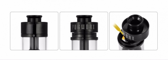 Slider RTA by Fogworx