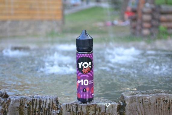 Sample by YoVape -