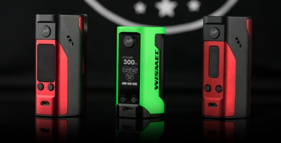Reuleaux RX GEN3 by Wismec - the most serious update since the RX200S