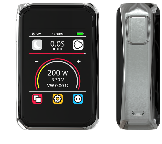 CUBOID Pro by Joyetech - throw out your iPhone.  Or is it too early?