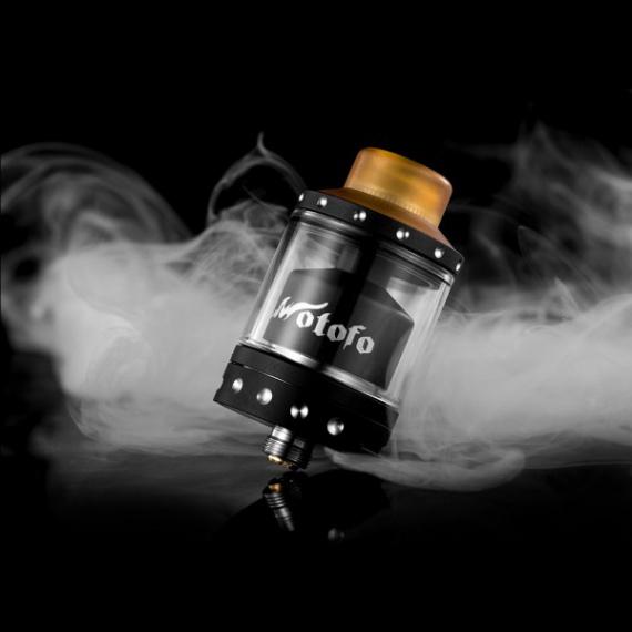 Viper RTA - a little return to the past from Wotofo