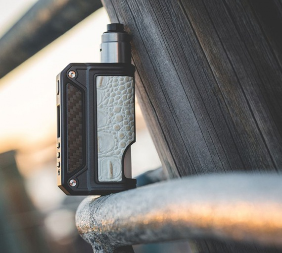 Therion BF Squonker by Lost Vape