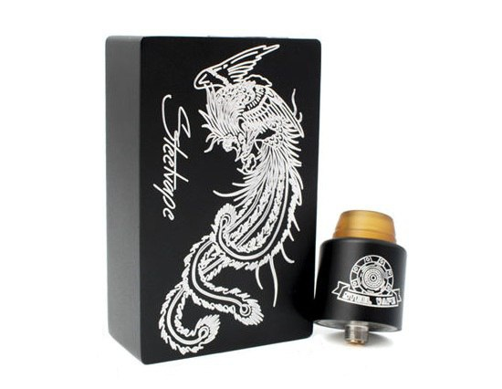 Phoenix BF Kit by Steelvape -