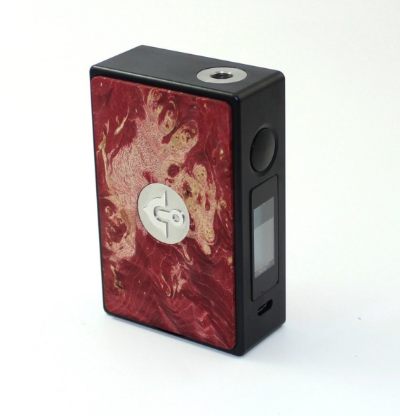 Ultroner EOS - стаб вуд и 180W от Asmodus