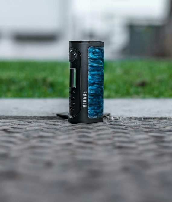 Mirage DNA75C by Lost Vape - when hits hit the stream