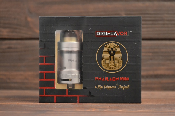 Pharaoh Mini by Digiflavor