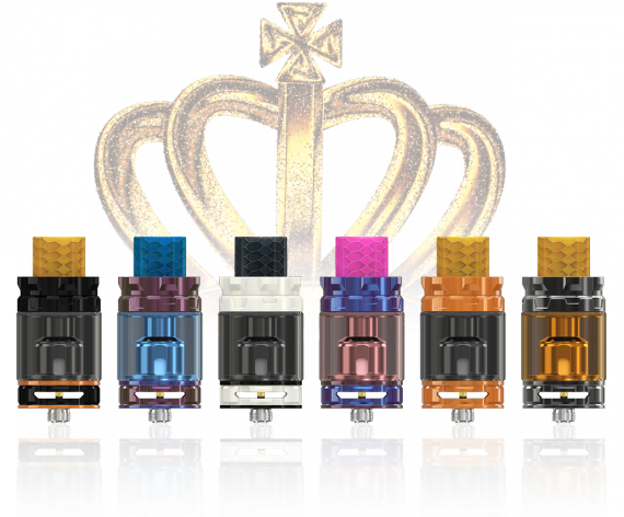 Gnome King by Wismec -