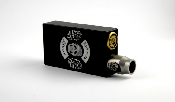 Infected Box Mod от USA Made Mods - Bad to the bone