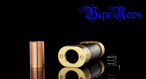 Box Mod Brass By Shenxi - раздумья на тему: Минимизация стим-панка.
