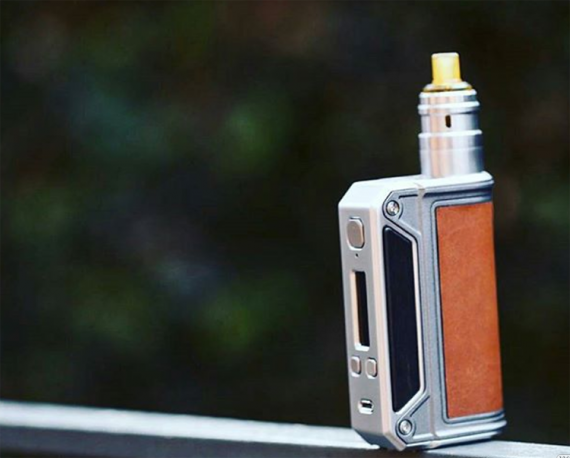 Therion DNA75 от компании Lost Vape, скоро во всех интернет магазинах