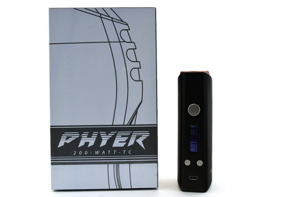 Phyer DNA200 - 200 Ватт мощности из Калифорнии от компании Thunderhead Creations