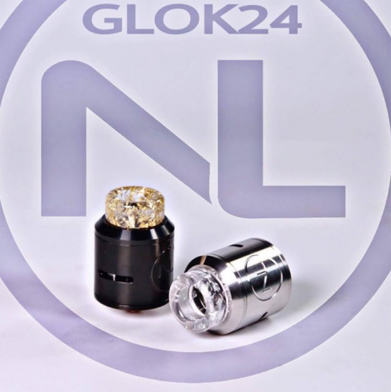 GLOK 24 от компании No Limits Mods. 2 спирали, 3 стойки, 3 винта