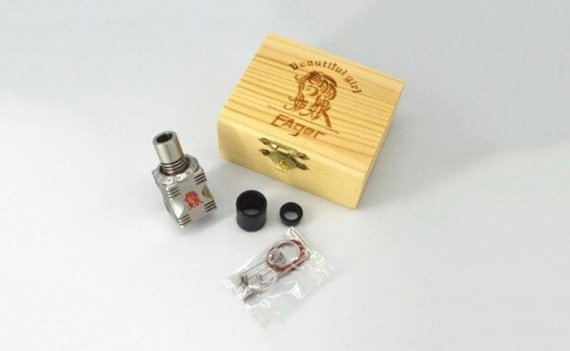 А как на счет кубической дрипки? Beautiful Girl Cubed RDA