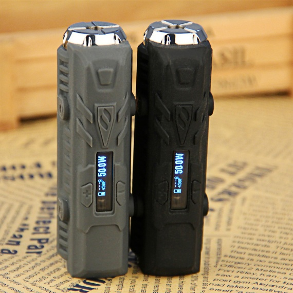 Heatvape Invader Mini - защищённый по IPX4 вариватт!