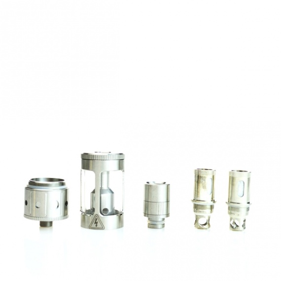 High Voltage Sub Ohm Tank/Vision MK Sub Ohm Tank - высокое напряжение