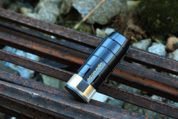 Omeka MSM Stacked Hybrid Mechanical Mod - с гранатою в кармане и дрожью в руке...