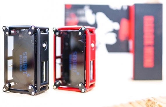 Smoant Rabox Mini -