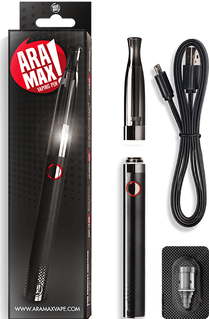 Aramax Vaping pen - стильный карандаш