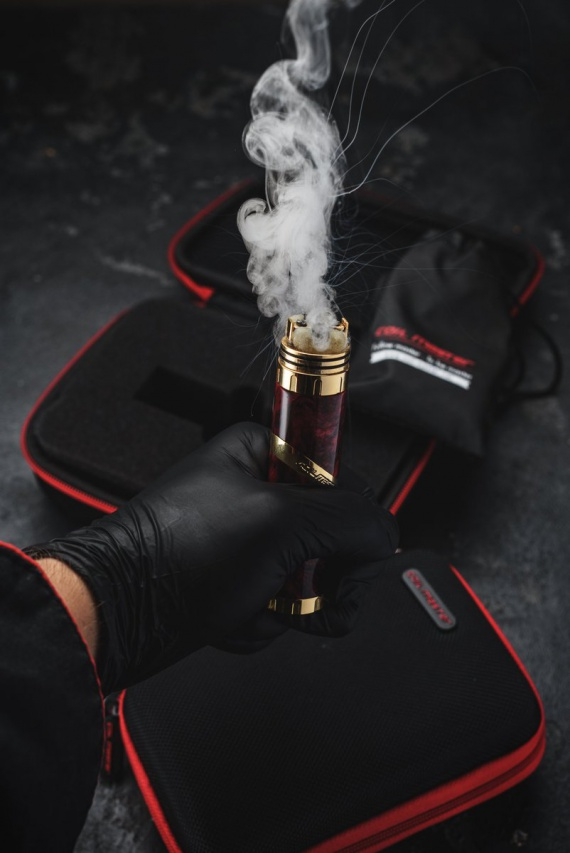 Coil Master Crius Mech Mod - with initiative ...