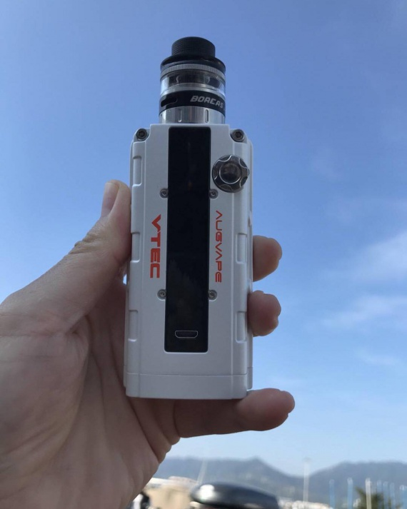 Augvape VTEC V200 - your new engine ...