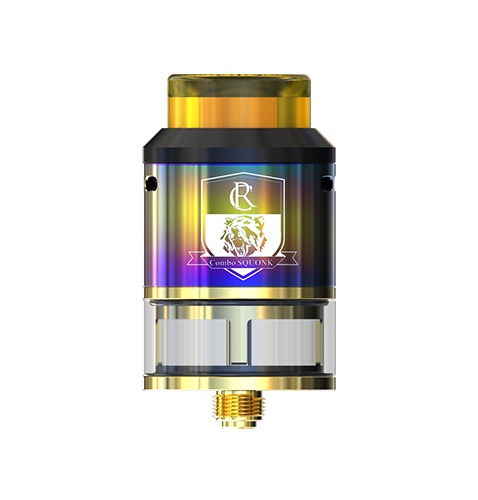 Ijoy Combo Squonk RDTA - where we roll ...