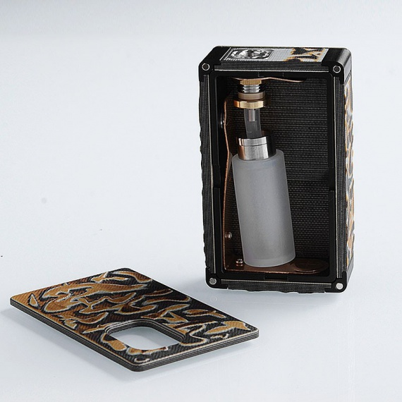 SJMY Toy Brick Squonk Mechanical Box Mod - игрушечный кирпичик...