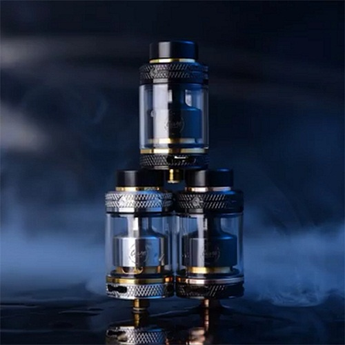 CoilArt Mage RTA V2 - very interesting to try ...